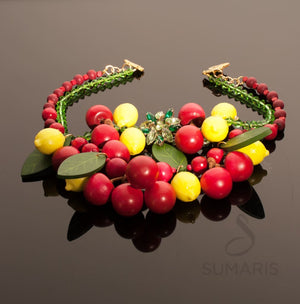 Carmen Sumaris | New York Necklace