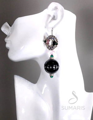 DISCO NOIR Earrings