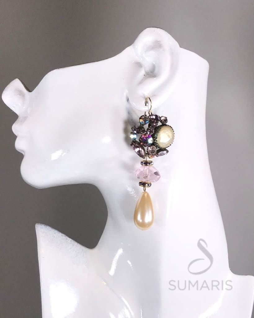 DUCHESS OOAK STATEMENT EARRINGS Earrings