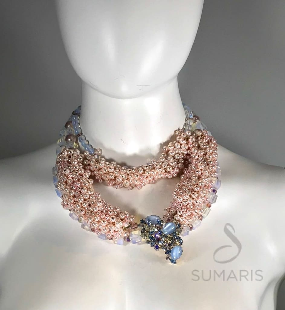 FIZZ OOAK STATEMENT NECKLACE Necklace