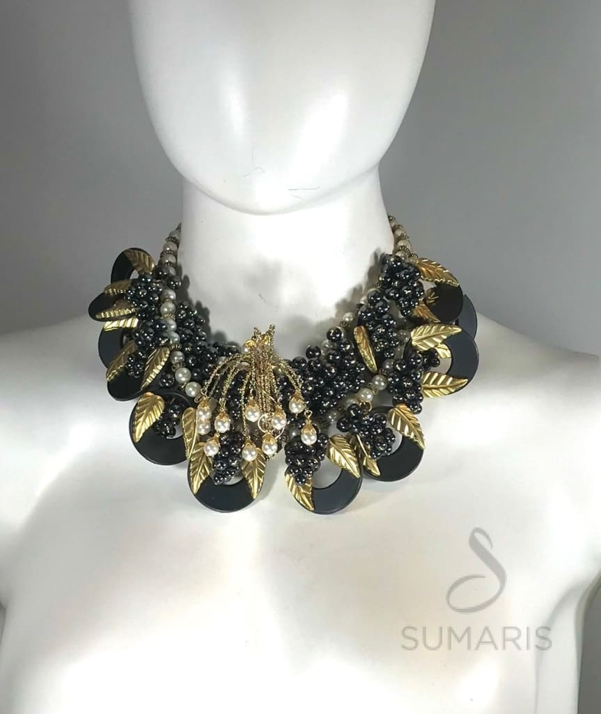HAIL CAESAR OOAK STATEMENT NECKLACE Necklace