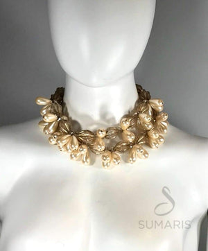 HONOLULU OOAK STATEMENT NECKLACE Necklace