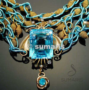 I Won't Necklace Sumaris New Designs Sumaris I Won't I Won't