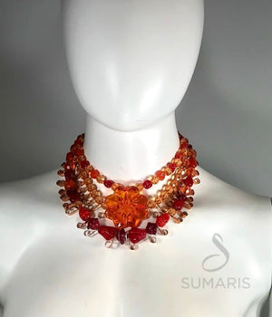 JUBILEE - OOAK STATEMENT NECKLACE Necklace