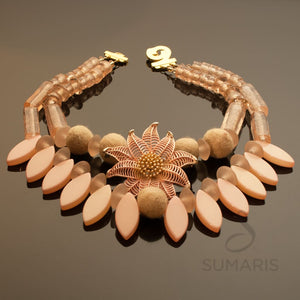 Lady Starfish Necklace