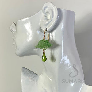 LOVELY LIMITED EDITION STATEMENT EARRINGS