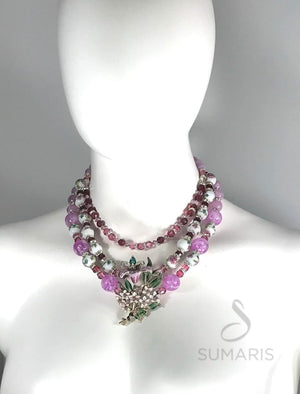 ORCHIDAE Necklace