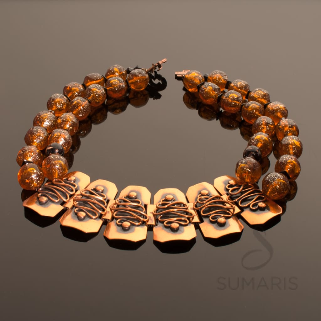 Queen Of The Nile Sumaris | New York Necklace