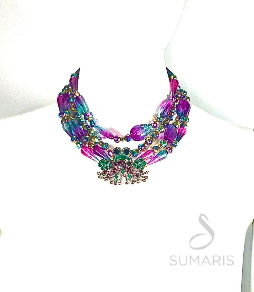 Rana Necklace Sumaris Array hidden Necklaces Sumaris Rana Rana