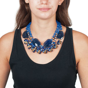 ROYALTY - OOAK STATEMENT NECKLACE Necklace