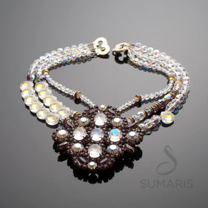 Sparkling Night Necklace