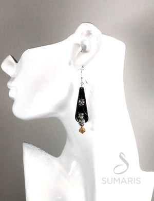 VOODOO WOMAN LIMITED EDITION STATEMENT EARRINGS Earrings