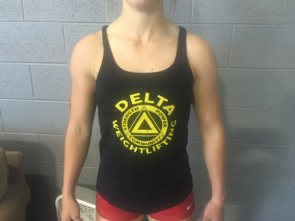 DELTA Weightlifting Tank Top (Women's)