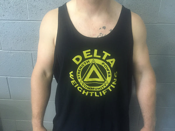 DELTA Weightlifting Tank Top (Men's)