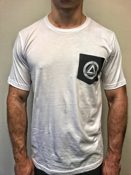 DELTA Weightlifting Jersey Pocket Tee (Unisex)