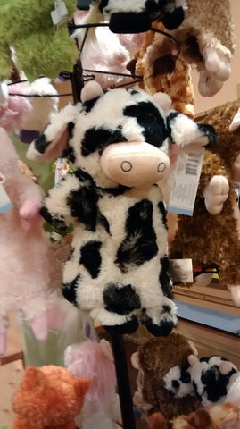 Cormac the Cow Puppet