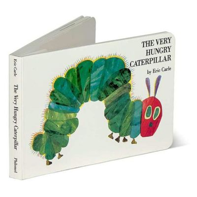 Kids Preferred The Very Hungry Caterpillar - Board Book