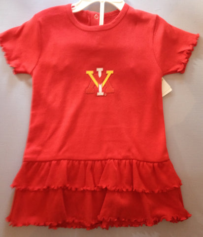 VMI Double Ruffle Dress -  - Baby's First Gifts