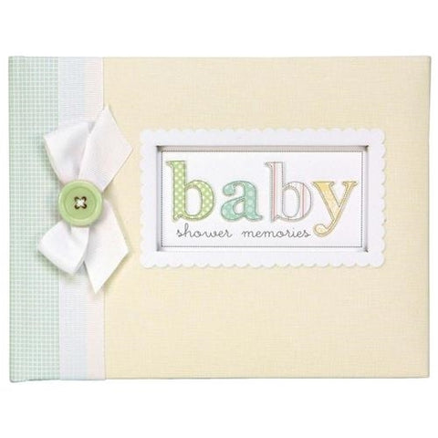 Baby Shower Keepsake Book -  - Baby's First Gifts