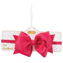 Mud Pie Soft Headband with Bow