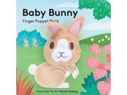 Chronicle Baby Baby Bunny Finger Puppet Book