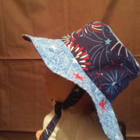 Courtney's Creations Reversible Bucket Hat 051619W