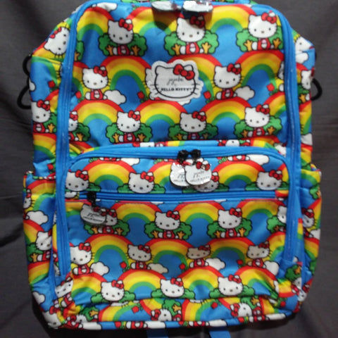 JuJuBe HK Zealous Backpack 3 - Hello Rainbow