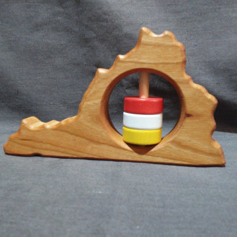 Bannor Toys Virginia Rattle