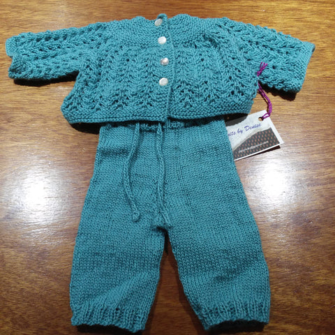 Hand Knit by Denise Sweater Outfit