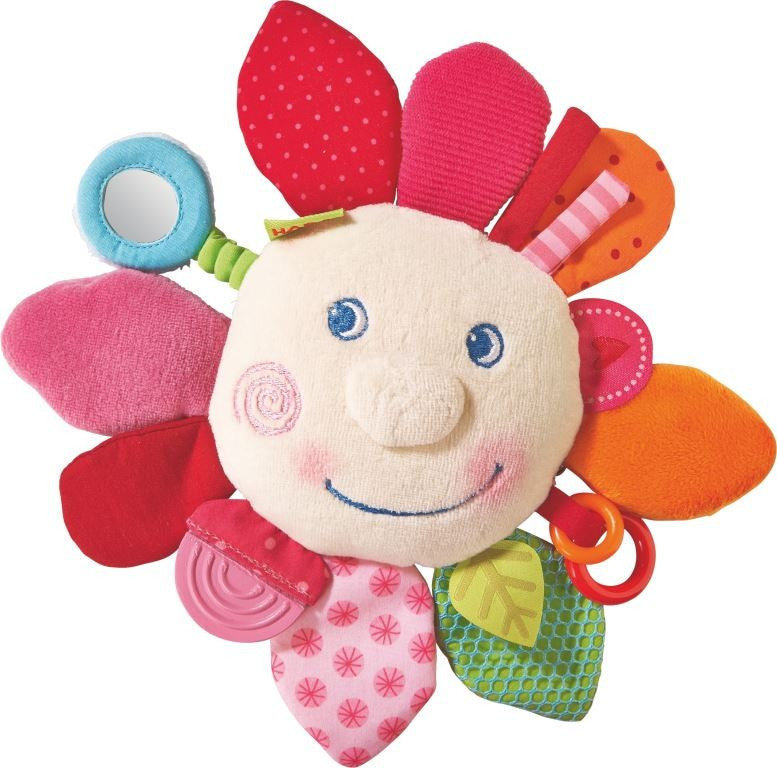 HABA Spring Flower Teething Cuddly