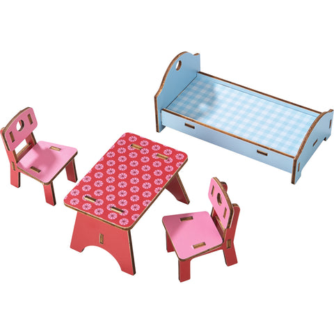 HABA Little Friends Homestead Furniture