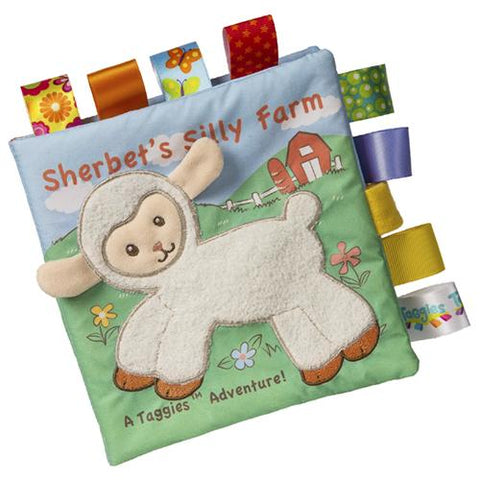 Mary Meyer Taggies Sherbet Lamb - Soft Book