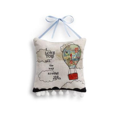 Nat & Jules Kelly Rae Roberts True - Hot Air Balloon Wall Art