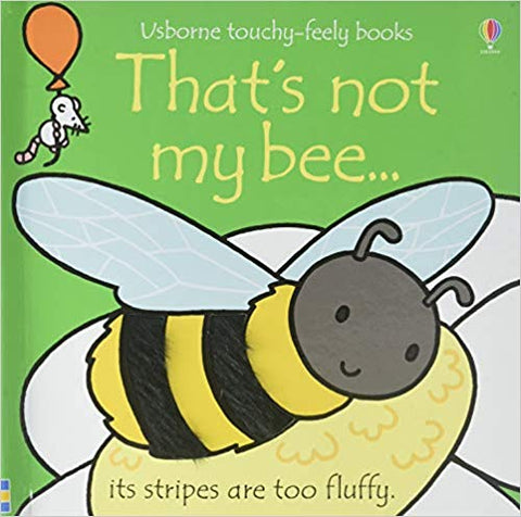 Usborne That's Not My Bee