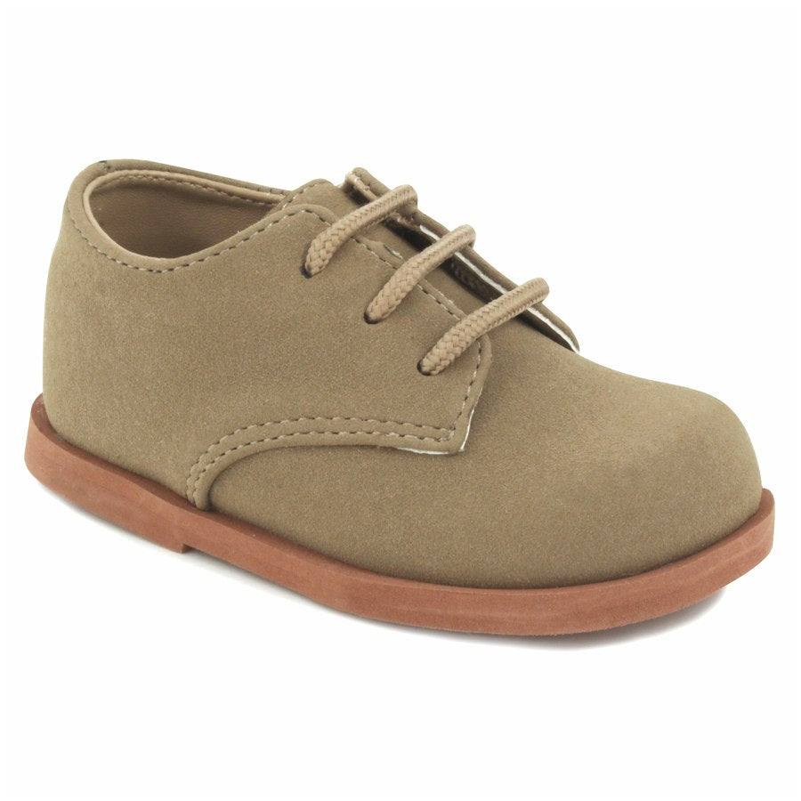 Baby Deer Suede Oxford Lace Up