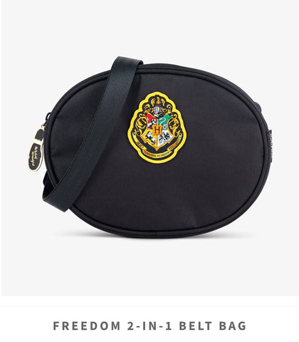 JuJuBe Harry Potter Freedom 2-in-1 Belt Bag - Mischief Managed