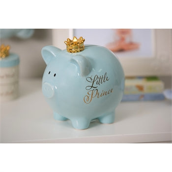 Evergreen Little Prince Piggy Bank