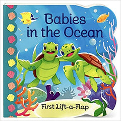 Cottage Door Press Babies in the Ocean