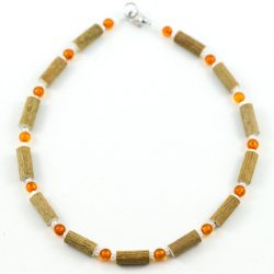 Healing Hazel HazelAmber Necklace