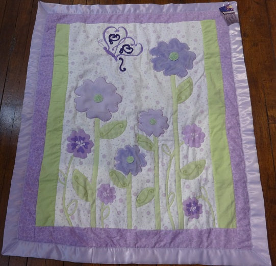 Courtney's Creations Baby Blanket 051719B