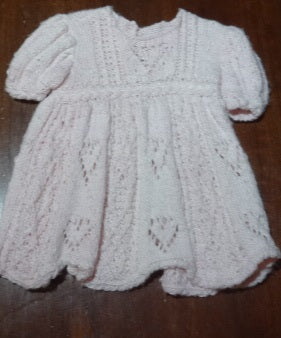 Hand Knit by Denise Dress 052219O
