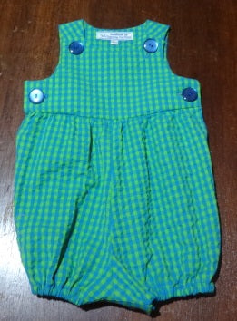 Courtney's Creations Bubble Romper 051619B