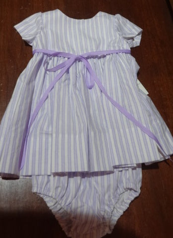 Courtney's Creations Dress with Diaper Cover 051519O