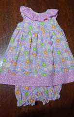 Courtney's Creations Sundress with Bow 051719X