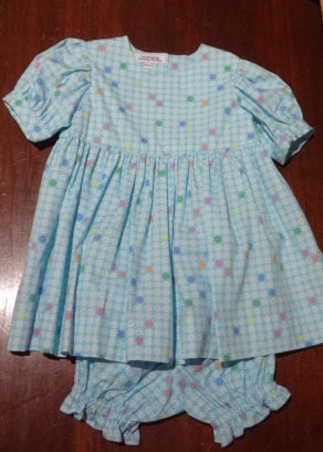 Courtney's Creations Dress with Bloomers 051519P