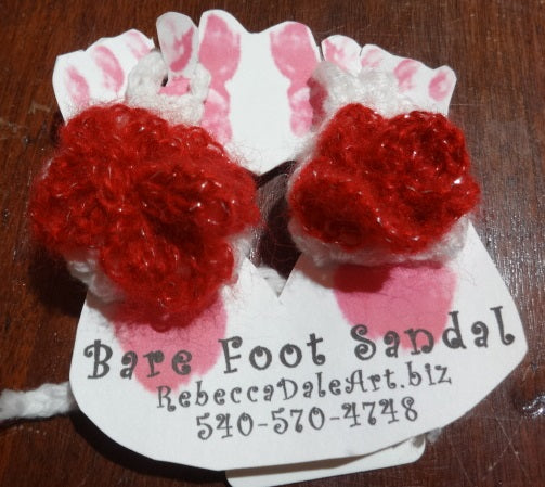 Handmade by Rebecca Barefoot Sandals 2013-035