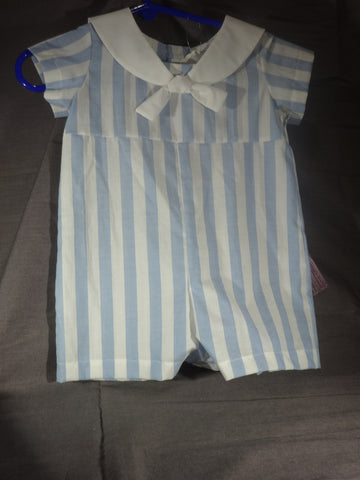 Courtney's Creations Sailor Romper 051619A
