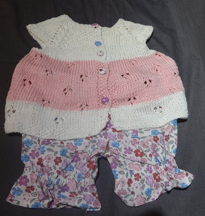 Hand Knit by Denise Summer Outfit - HS080819H