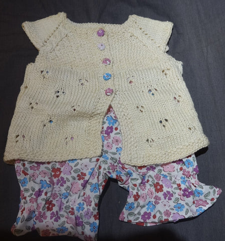 Hand Knit by Denise Summer Outfit - HS080819I
