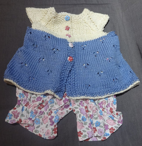 Hand Knit by Denise Summer Outfit - HS080819J